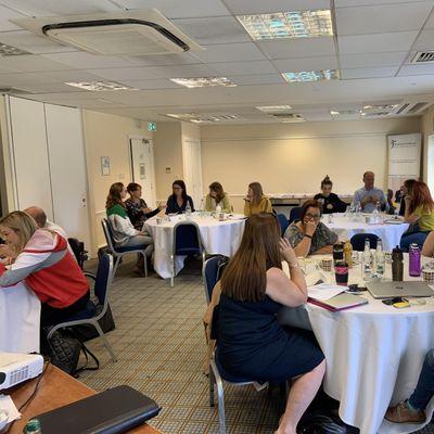 Workshop Leeds-Bradford Treating Trauma