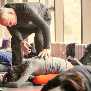 Total Relaxation  Workshop with Max Strom
