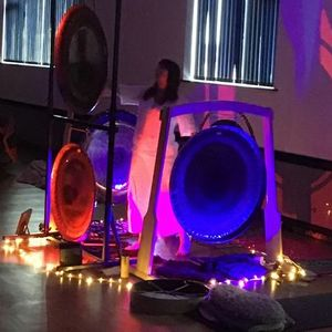 Gong Meditation Afternoon Session