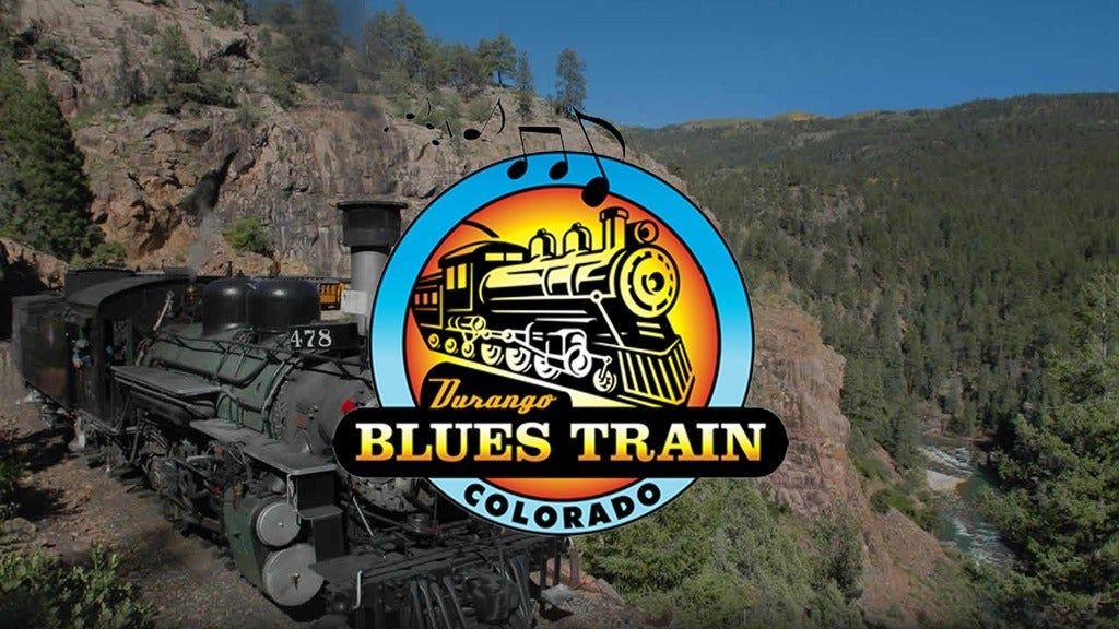 Durango Blues Train August 20 21 22