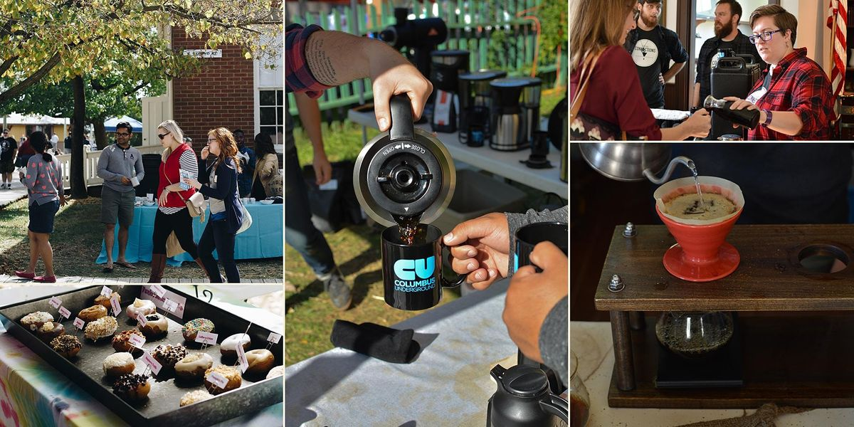Columbus Coffee Festival 2021, 25 September | Event in Columbus | AllEvents.in