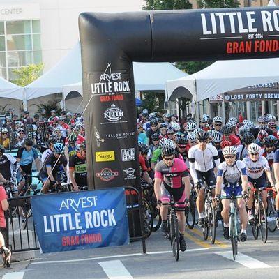 Arvest Little Rock Gran Fondo 2021
