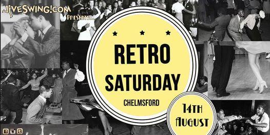 Retro Saturdays Social Dance!, 14 August   Event in Chelmsford   AllEvents.in