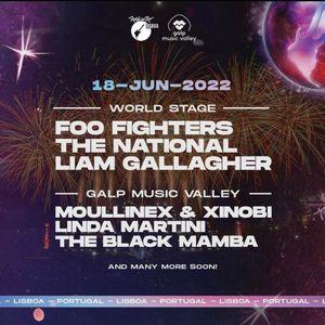 Foo Fighters - Rock In Rio Lisboa  Lisbon Portugal
