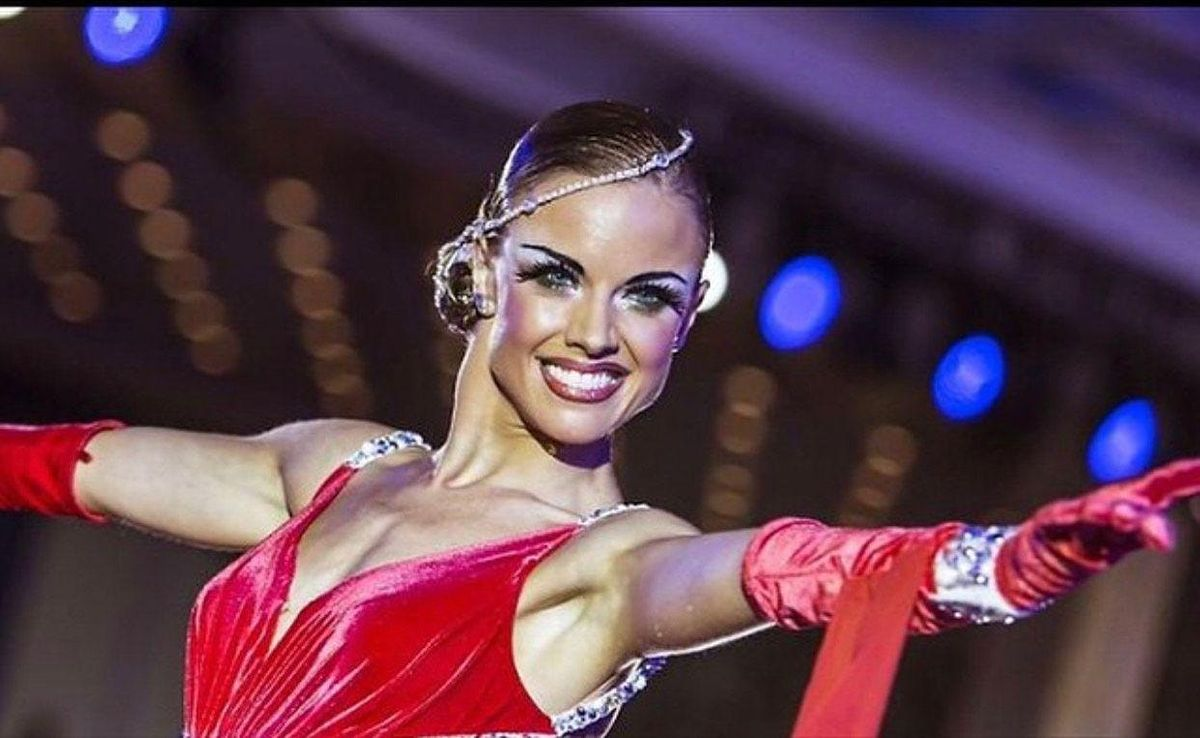 Lockdown Dance workshops for Grimsby with Strictly star Joanne Clifton | Online Event | AllEvents.in