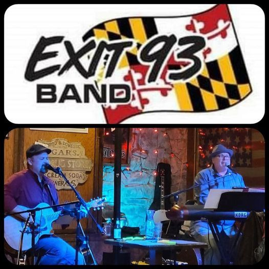 Exit 93 acoustic at Britain Hill Winery, 12 March | Event in Quarryville | AllEvents.in