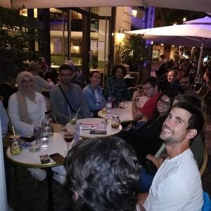 Naples BlaBla Language Exchange (currently online)