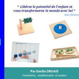 Formation Montessori  Coordination oeil-main
