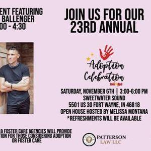 23rd Annual Adoption Celebration