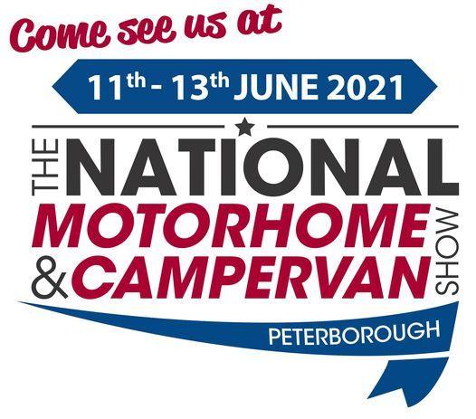 Peterborough Motorhome Show 2021 - The National Motorhome & Campervan Show, 11 June   Event in Peterborough