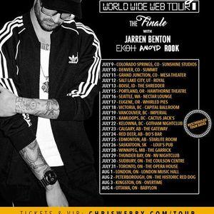 Chris Webby  Jarren Benton Live In Thunder Bay May 8th 2021