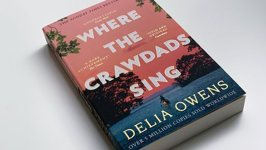 """""""Where the Crawdads Sing"""" by Delia Owens, 3 February 