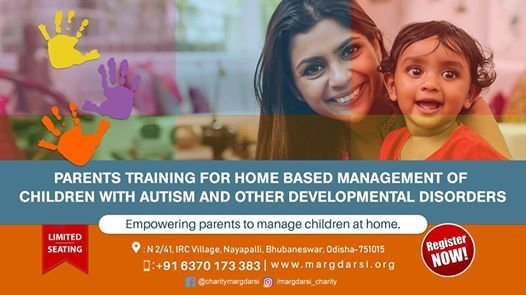 Parent Training Program For Autism And Developmental Disorder
