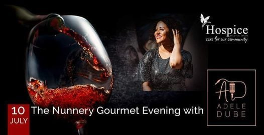 The Nunnery Gourmet Evening with Adele Dube, 10 July | Event in Castletown | AllEvents.in
