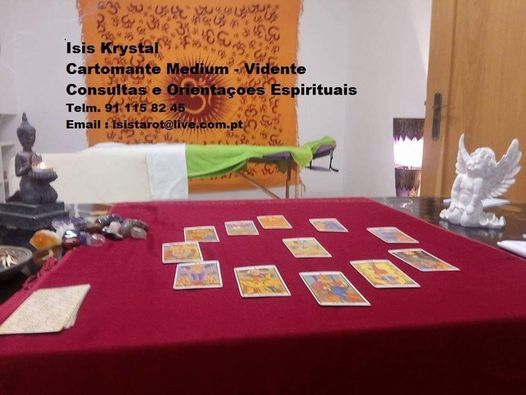 Consultas De Tarot Terapêutico Lisboa, 25 November | Event in Queluz | AllEvents.in