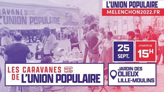 Caravane de l'Union Populaire - Moulins | Event in Lille | AllEvents.in
