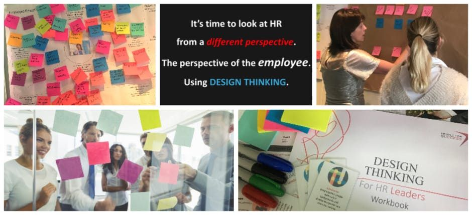 Design Thinking for HR Leaders - Canberra