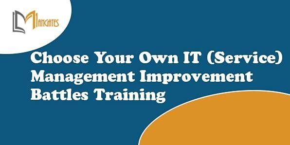 Choose Your Own IT Management Improvement Battles - Fort Lauderdale, FL | Event in Fort Lauderdale | AllEvents.in