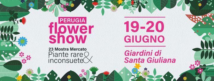 Perugia Flower Show - Mostra mercato piante rare e inconsuete, 19 June | Event in Passignano Sul Trasimeno