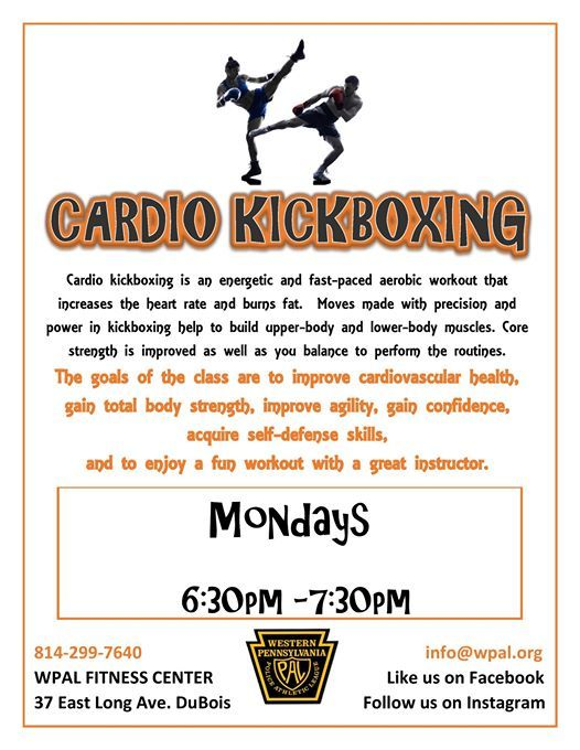 Shiv Naresh Teens Boxing Gloves 12oz: Cardio Kickboxing CLASS At WPAL Du Bois Fitness Center, Du