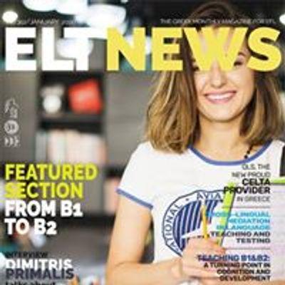 ELT News