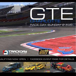 Race GTE Charlotte Roval