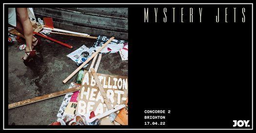 Joy. | Mystery Jets • 20.04.21 • Brighton, 20 April | Event in Brighton | AllEvents.in
