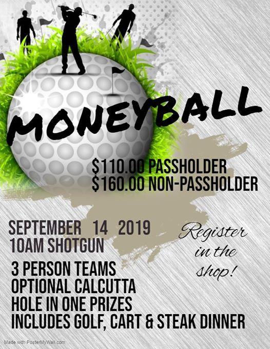 Moneyball Tournament