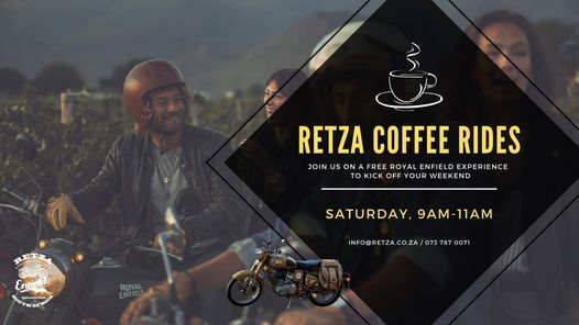 RETZA Coffee Ride, 27 February   Event in Elsies River   AllEvents.in
