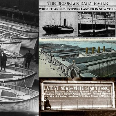 The Titanic Epilogue New York City After the Great Sinking Webinar