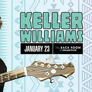 Keller Williams at The Back Room at Colectivo