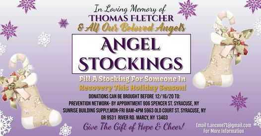 Angel Stockings Donation Drive, 16 December | Online Event | AllEvents.in