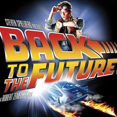 The Great  Drive- in Cinema -Warwick -Back to The Future