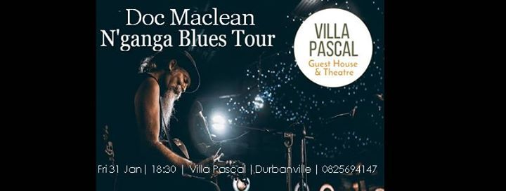 Doc Maclean Blues Tour