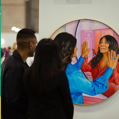 The Other Art Fair Brooklyn November 4-7 2021