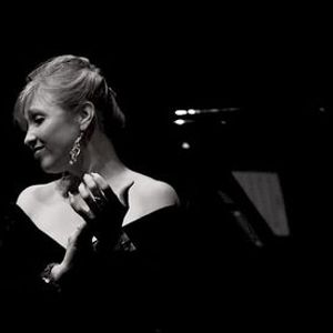 Tina May Enrico Tomasso and the Chris Ingham Trio at the Ipswich Jazz Festival