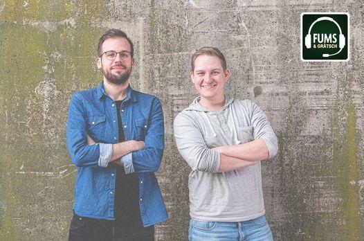 Fums & Grätsch - Keine Taktik, kaum Talent, 4 December | Event in Leipzig | AllEvents.in