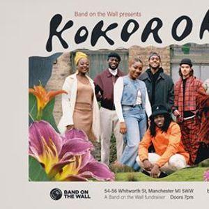 Kokoroko live at Gorilla Manchester