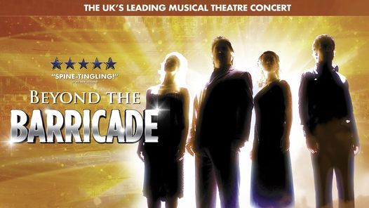 Beyond the Barricade, 17 July | Event in Chesterfield | AllEvents.in