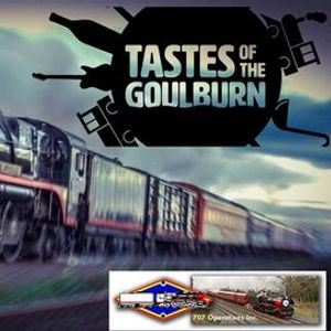 Steam to Seymour & The Tastes of the Goulburn festival. Featuring R 707