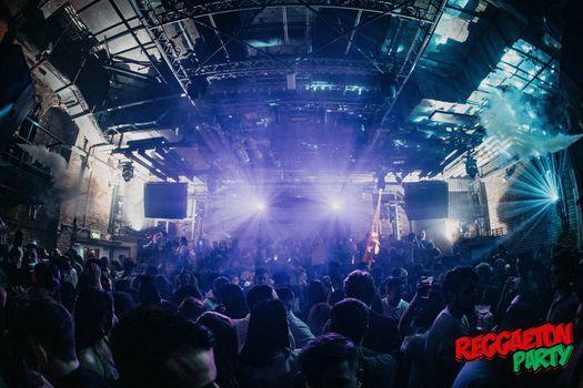 Reggaeton Party (Exeter) August 2020