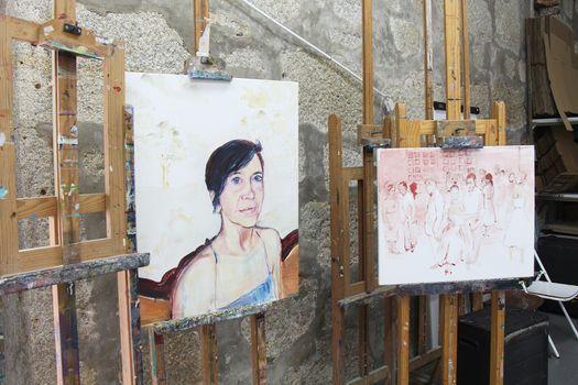 Oficina Livre de Pintura 2020-2021, 14 April | Event in Porto | AllEvents.in