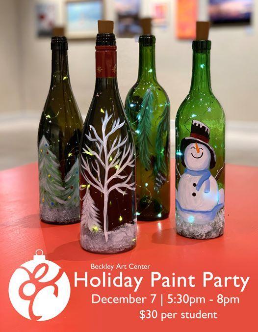 Bottle Art Paint