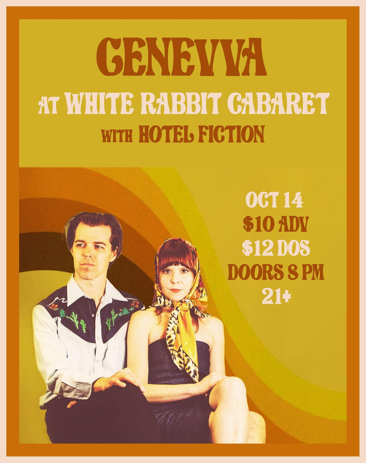 Genevva with Hotel Fiction | Event in Indianapolis | AllEvents.in