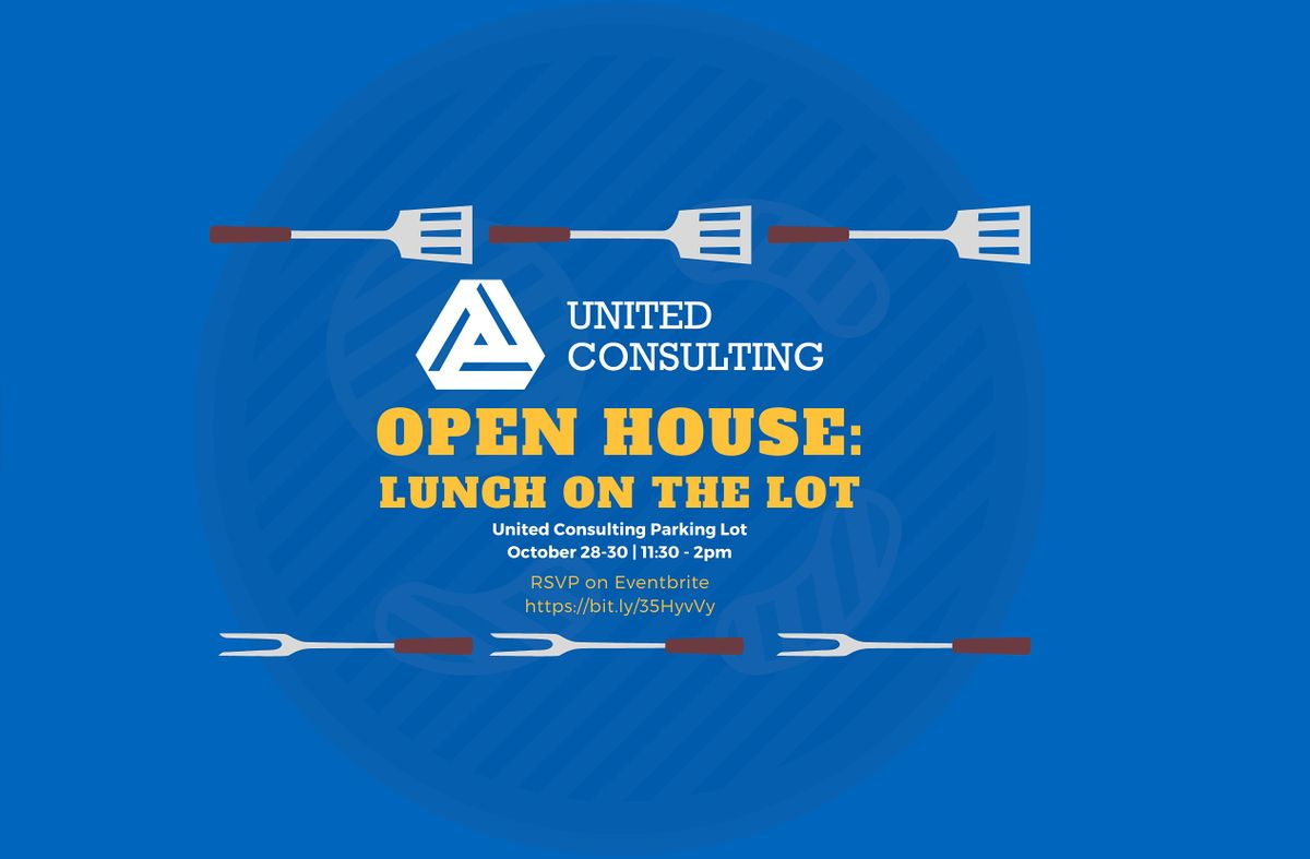 Open House: Lunch on the Lot, 28 October | Event in Norcross | AllEvents.in