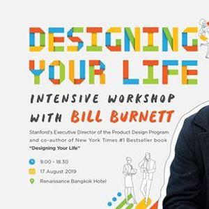 Designing Your Life Intensive Workshop with Bill Burnett