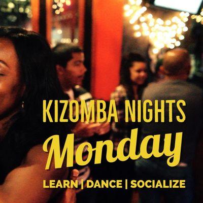 Kizomba Practica Class & Social  El Big Bad 1223