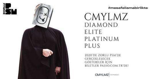 CMYLMZ - Diamond Elite Platinum Plus, 2 December | Event in Istanbul | AllEvents.in