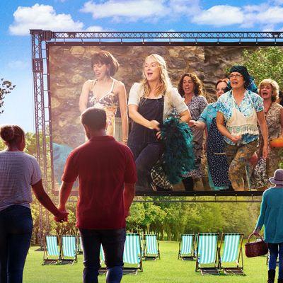 Mamma Mia ABBA Outdoor Cinema Experience in Hull