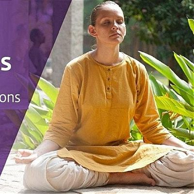 Lunchtime Free Isha Meditation Session - Yoga for Success